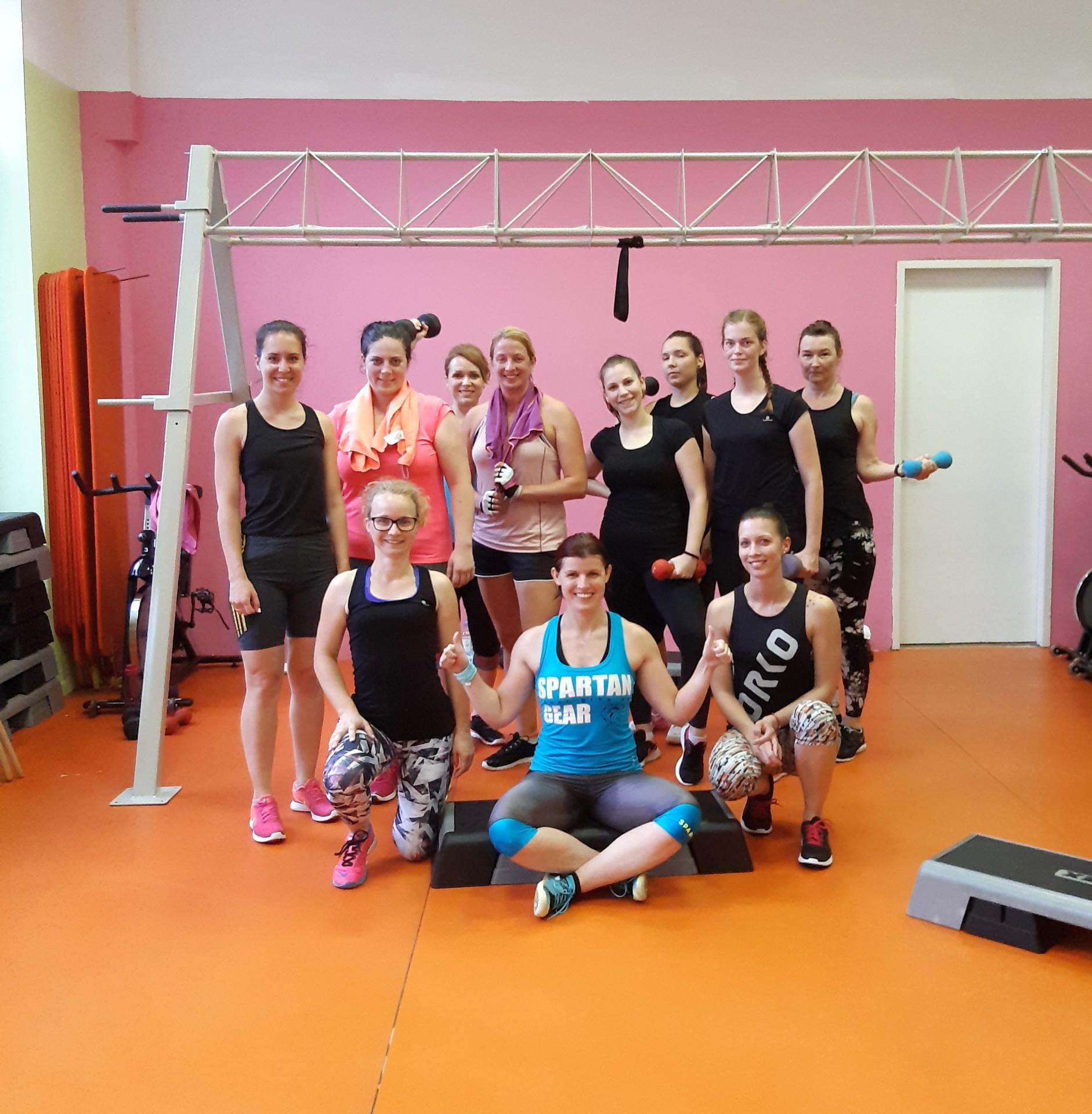 Spartan Body Weight